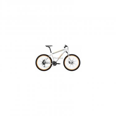 "Велосипед Felt MTB SIX 80 XL white (black/orange) 22"" Фото 1"