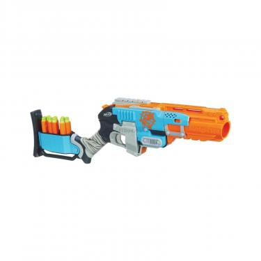 Игрушечное оружие Hasbro Бластер Зомби СлэджФайр Фото 2