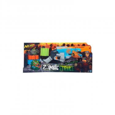 Игрушечное оружие Hasbro Бластер Зомби СлэджФайр Фото 1