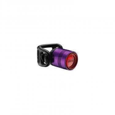 Фонарь велосипедный Lezyne LED FEMTO DRIVE REAR фиолетовый Фото 1
