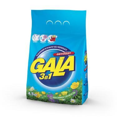 Стиральный порошок Gala Весенняя свежесть 4,5 кг Фото