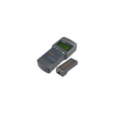 Тестер кабельный EvroMedia RJ-45, RJ-12 LCD Фото 2