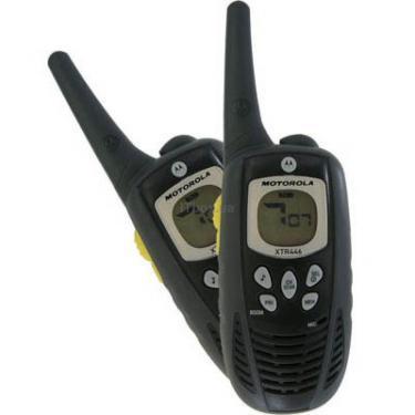 Портативная рация Motorola XTR 446 Фото 1