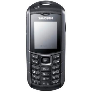Мобильный телефон Samsung GT-E2370 (Xcover) Black Silver Фото 1
