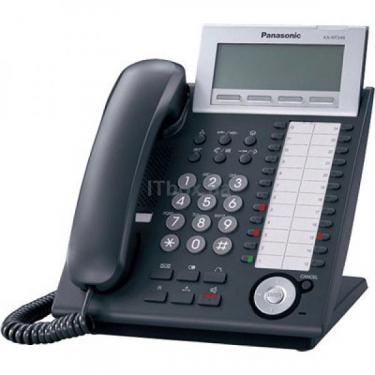 IP телефон PANASONIC KX-NT346RU-B Фото