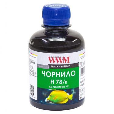 Чернила WWM HP №178  black Фото