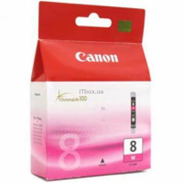 Картридж Canon CLI-8 Magenta Фото 1
