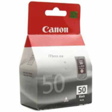 Картридж Canon PG-50 Black Фото 1