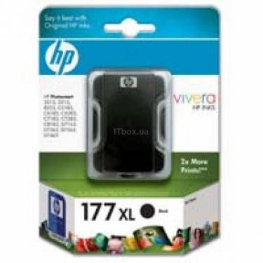 Картридж HP DJ No.177XL black (17ml) Фото 1