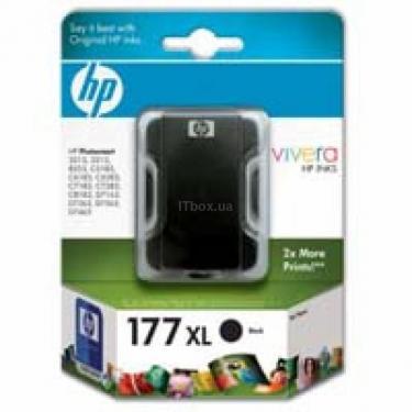 Картридж HP DJ No.177XL black (17ml) Фото