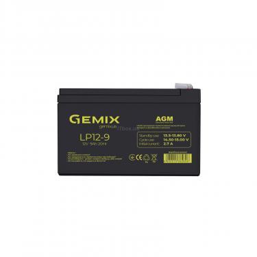 Батарея к ИБП GEMIX 12В 9 Ач Фото