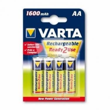 Аккумулятор Varta AA Long Life 1600mAh * 4 Фото
