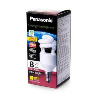 Лампочка PANASONIC EFD8E27HD3E14MR Фото