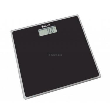Весы напольные SATURN ST-PS1247 Black Фото 1