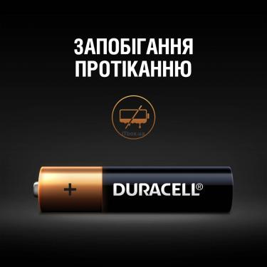 Батарейка Duracell LR03 * 18 Фото 4