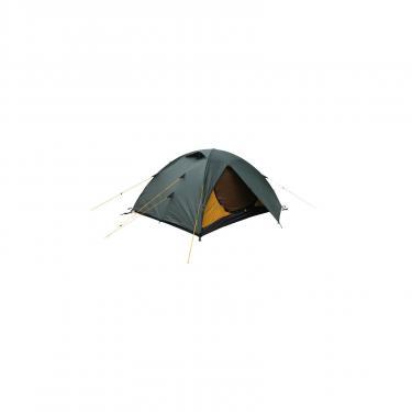 Палатка Terra Incognita Platou 2 Alu darkgreen Фото 1