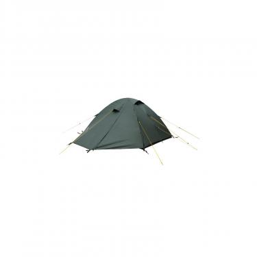 Палатка Terra Incognita Platou 2 Alu darkgreen Фото 2