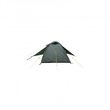 Палатка Terra Incognita Platou 2 Alu darkgreen Фото 3
