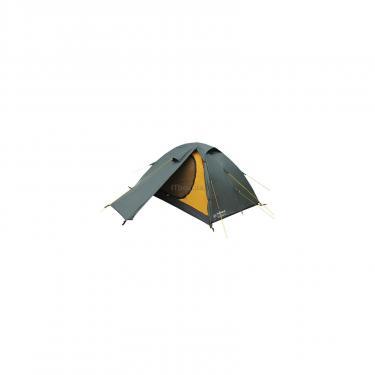Палатка Terra Incognita Platou 2 Alu darkgreen Фото