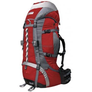 Рюкзак Terra Incognita Vertex PRO 80 red / gray Фото 1