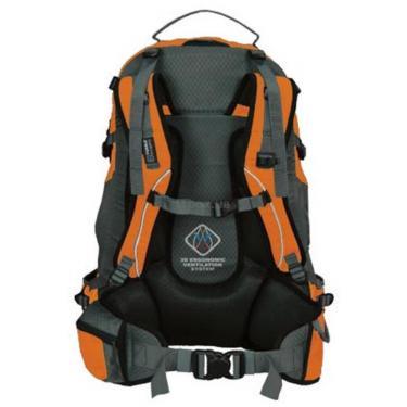 Рюкзак Terra Incognita Snow-Tech 30  orange / gray Фото 1