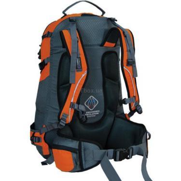 Рюкзак Terra Incognita Snow-Tech 30  orange / gray Фото 2
