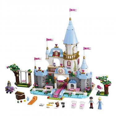 Конструктор LEGO Романтический замок Золушки Фото 2