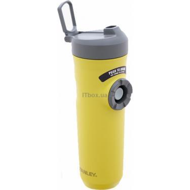 Термокружка Stanley 0,6 л желтая Фото