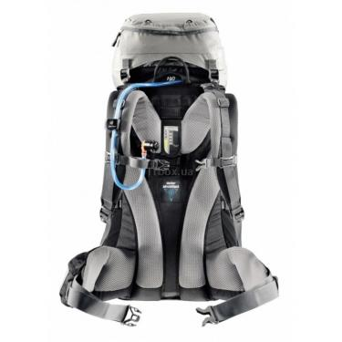 Рюкзак Deuter ACT Lite 40+10 black-silver Фото 1