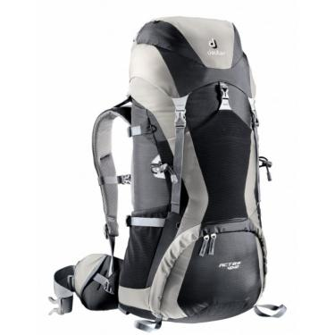 Рюкзак Deuter ACT Lite 40+10 black-silver Фото
