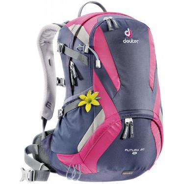 Рюкзак Deuter Futura 20 SL blueberry-magenta Фото