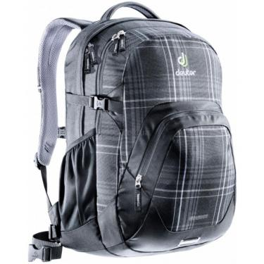 Рюкзак Deuter Graduate black check Фото