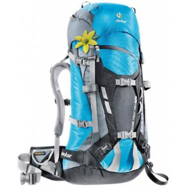 Рюкзак Deuter Guide Tour 35+ SL turquiose-black Фото