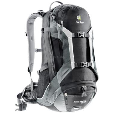 Рюкзак  Deuter Trans Alpine 32 EL black-granite Фото