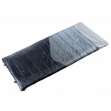 Спальный мешок Deuter Space XL titan-black левый Фото