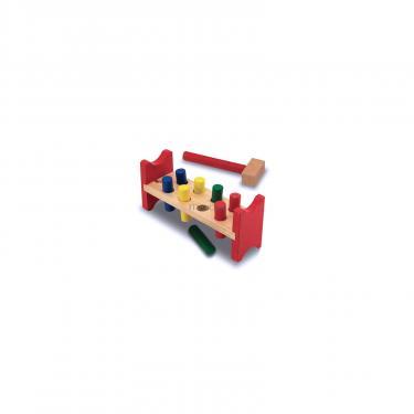Развивающая игрушка Melissa&Doug Детская стучалочка Фото