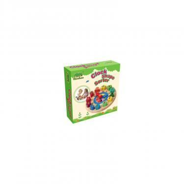 Развивающая игрушка WoodyLand Часы Фото 1
