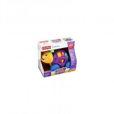 Развивающая игрушка Fisher-Price Интерактивная улитка (укр.) Фото 1