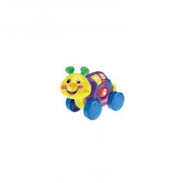 Развивающая игрушка Fisher-Price Интерактивная улитка (укр.) Фото