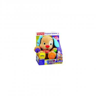 Развивающая игрушка Fisher-Price Умный щенок (укр. яз.) Фото 1