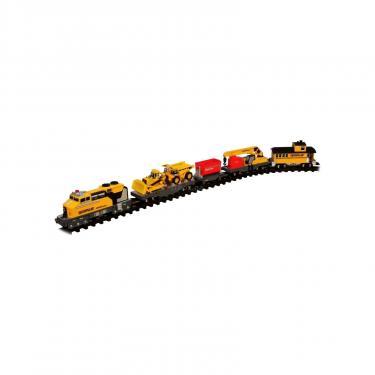 Игровой набор Toy State Железндорожный строительный експрес CAT Фото