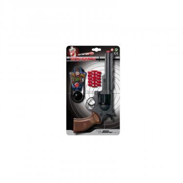 Игрушечное оружие Edison Giоcatolli Пистолет RON SMITH Фото