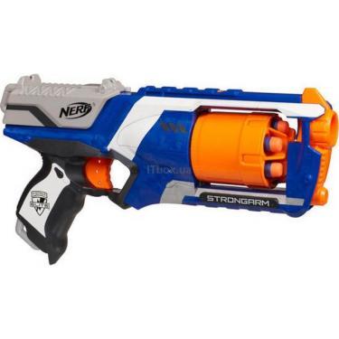 Игрушечное оружие Hasbro Бластер Элит Стронгарм Фото 1