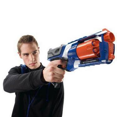 Игрушечное оружие Hasbro Бластер Элит Стронгарм Фото 2