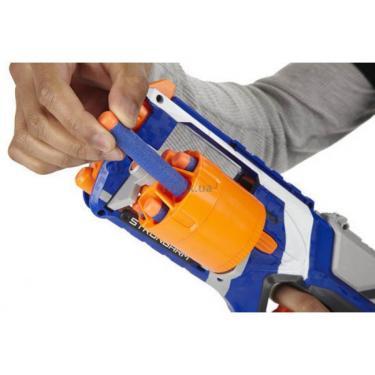 Игрушечное оружие Hasbro Бластер Элит Стронгарм Фото 3