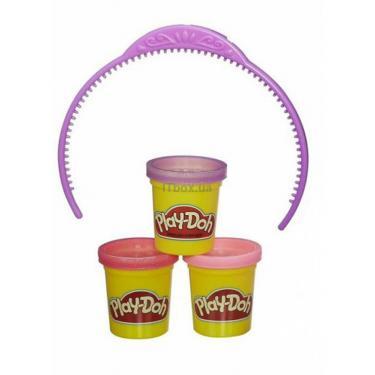 Набор для творчества Hasbro Play-Doh Туалетный столик принцессы Софии Фото 2