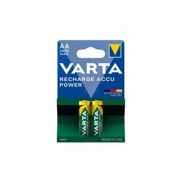 Аккумулятор Varta AA Rechargeable Accu 2600mAh * 2 NI-MH (READY 2 US Фото