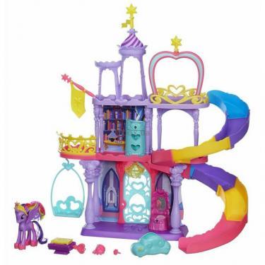 Игровой набор Hasbro Замок принцессы Твайлайт Спаркл Фото 1