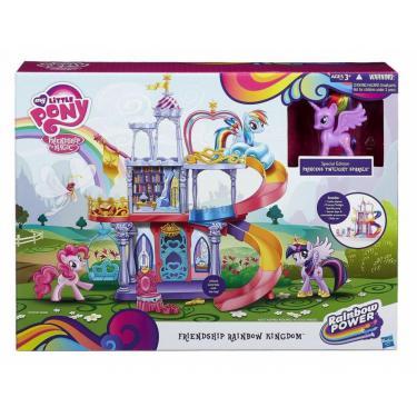 Игровой набор Hasbro Замок принцессы Твайлайт Спаркл Фото