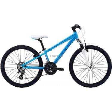 """Велосипед Felt MTB Q 24 crystal blue 24"""" Фото"""